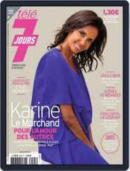 Télé 7 Jours (Digital) Subscription August 21st, 2021 Issue