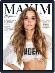 Maxim (Digital) Subscription September 1st, 2021 Issue