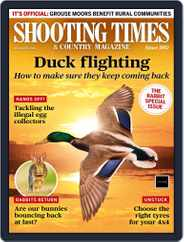 Shooting Times & Country (Digital) Subscription August 18th, 2021 Issue