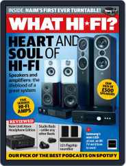 What Hi-Fi? (Digital) Subscription October 1st, 2021 Issue