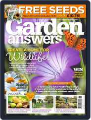 Garden Answers (Digital) Subscription September 1st, 2021 Issue