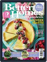 Better Homes and Gardens Australia (Digital) Subscription October 1st, 2021 Issue