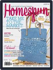 Australian Homespun (Digital) Subscription August 1st, 2021 Issue