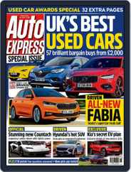 Auto Express (Digital) Subscription August 18th, 2021 Issue