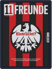 11 Freunde (Digital) Subscription September 1st, 2021 Issue
