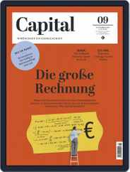 Capital Germany (Digital) Subscription September 1st, 2021 Issue