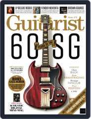 Guitarist (Digital) Subscription September 1st, 2021 Issue