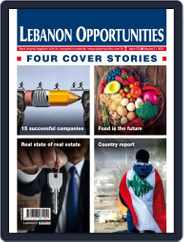 Lebanon Opportunities (Digital) Subscription August 1st, 2021 Issue