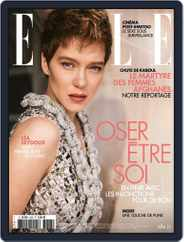 Elle France (Digital) Subscription August 20th, 2021 Issue
