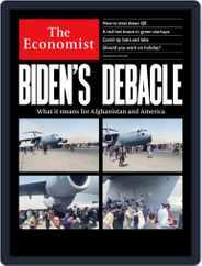 The Economist UK edition (Digital) Subscription August 21st, 2021 Issue