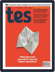 Tes (Digital) Subscription August 20th, 2021 Issue