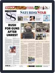 Saturday Star (Digital) Subscription August 21st, 2021 Issue
