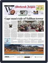 Weekend Argus Saturday (Digital) Subscription August 21st, 2021 Issue