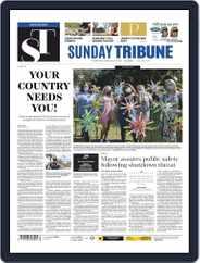 Sunday Tribune (Digital) Subscription August 22nd, 2021 Issue