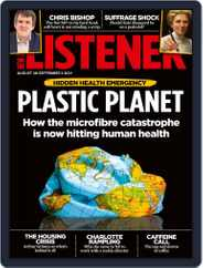 New Zealand Listener (Digital) Subscription August 28th, 2021 Issue