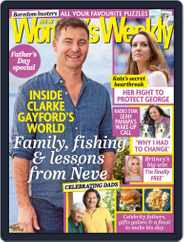 New Zealand Woman's Weekly (Digital) Subscription August 30th, 2021 Issue