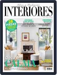 Interiores (Digital) Subscription September 1st, 2021 Issue