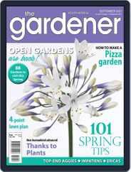 The Gardener (Digital) Subscription September 1st, 2021 Issue