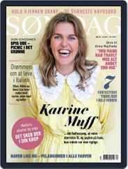 SØNDAG (Digital) Subscription August 23rd, 2021 Issue