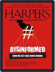 Harper's (Digital) Subscription September 1st, 2021 Issue