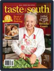 Taste of the South (Digital) Subscription October 1st, 2021 Issue