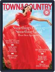 Town & Country (Digital) Subscription September 1st, 2021 Issue