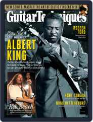 Guitar Techniques (Digital) Subscription October 1st, 2021 Issue