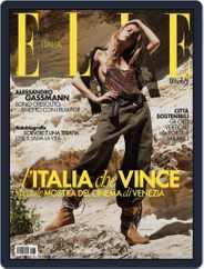 Elle Italia (Digital) Subscription September 8th, 2021 Issue