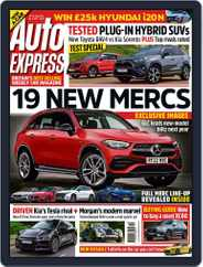 Auto Express (Digital) Subscription August 25th, 2021 Issue