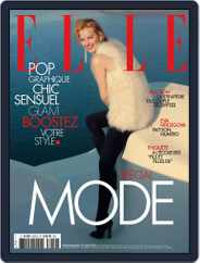 Elle France (Digital) Subscription August 27th, 2021 Issue