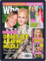 WHO (Digital) Subscription September 6th, 2021 Issue