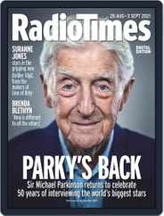 Radio Times (Digital) Subscription August 28th, 2021 Issue