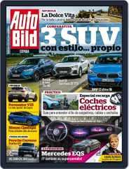 Auto Bild España (Digital) Subscription September 1st, 2021 Issue