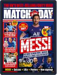 Match Of The Day (Digital) Subscription August 25th, 2021 Issue