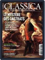 Classica (Digital) Subscription September 1st, 2021 Issue