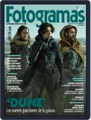 Fotogramas (Digital) Subscription September 1st, 2021 Issue