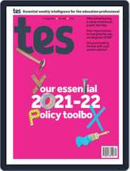 Tes (Digital) Subscription August 27th, 2021 Issue