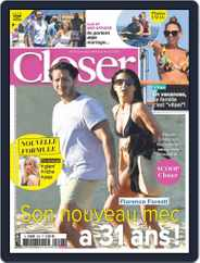Closer France (Digital) Subscription August 27th, 2021 Issue