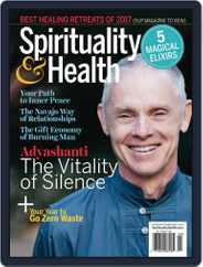 Spirituality & Health (Digital) Subscription January 1st, 2017 Issue