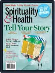 Spirituality & Health (Digital) Subscription November 1st, 2016 Issue