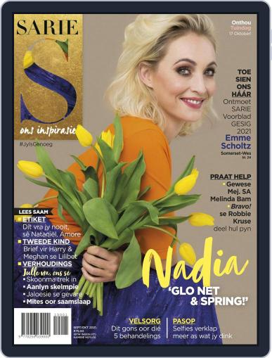 Sarie September 1st, 2021 Digital Back Issue Cover