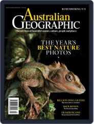 Australian Geographic (Digital) Subscription September 1st, 2021 Issue