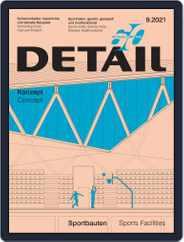 Detail (Digital) Subscription September 1st, 2021 Issue