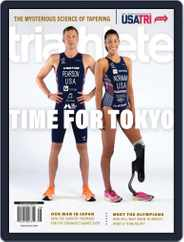 Triathlete Magazine (Digital) Subscription July 1st, 2021 Issue