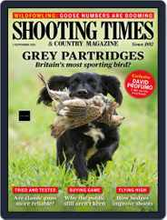 Shooting Times & Country (Digital) Subscription September 1st, 2021 Issue