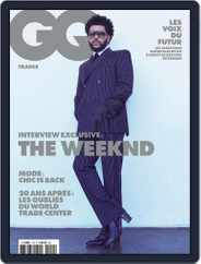 Gq France (Digital) Subscription September 1st, 2021 Issue