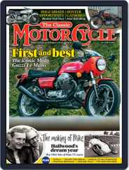 The Classic MotorCycle (Digital) Subscription October 1st, 2021 Issue