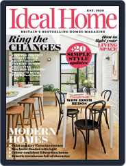 Ideal Home (Digital) Subscription October 1st, 2021 Issue
