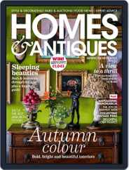 Homes & Antiques (Digital) Subscription October 1st, 2021 Issue
