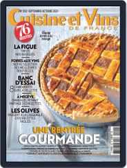 Cuisine Et Vins De France (Digital) Subscription September 1st, 2021 Issue